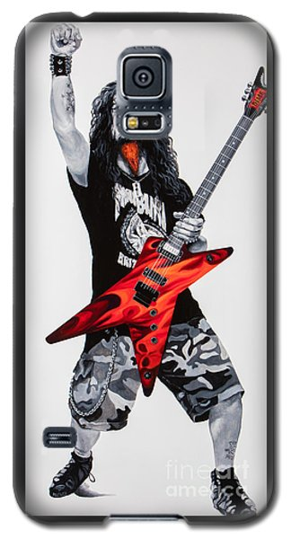 Dimebag Forever Galaxy S5 Case