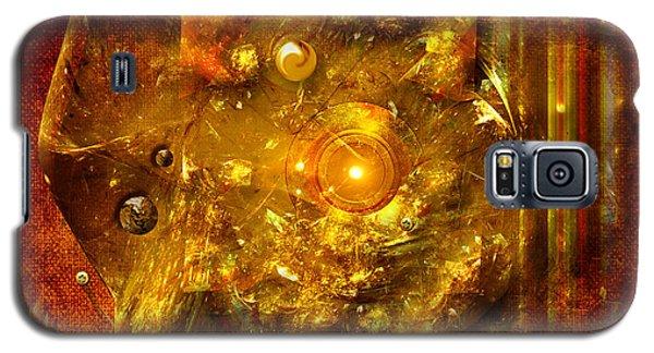 Dimension Hole Galaxy S5 Case by Alexa Szlavics
