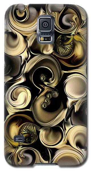 Dimension Vs Shape Galaxy S5 Case