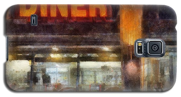 Galaxy S5 Case featuring the digital art Diner by Francesa Miller