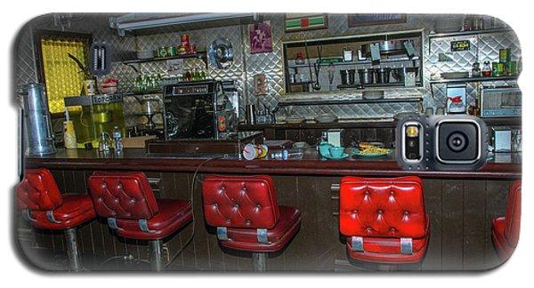Diner Interior Galaxy S5 Case