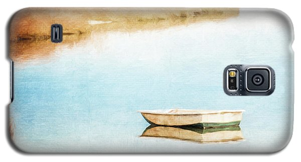 Dinghy In Eastham Galaxy S5 Case