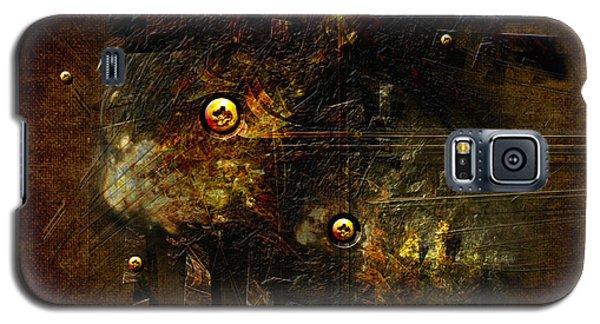 Galaxy S5 Case featuring the digital art Dingy by Alexa Szlavics