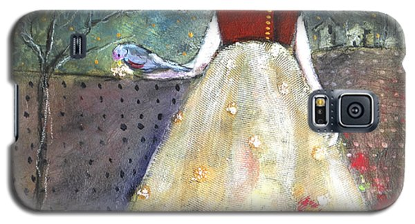 Dining By Midnight  Galaxy S5 Case by Sharon Furner
