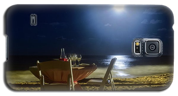 Dinner For Two In The Moonlight Galaxy S5 Case