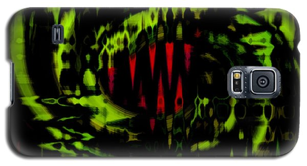 Galaxy S5 Case featuring the photograph Dino by Cherie Duran