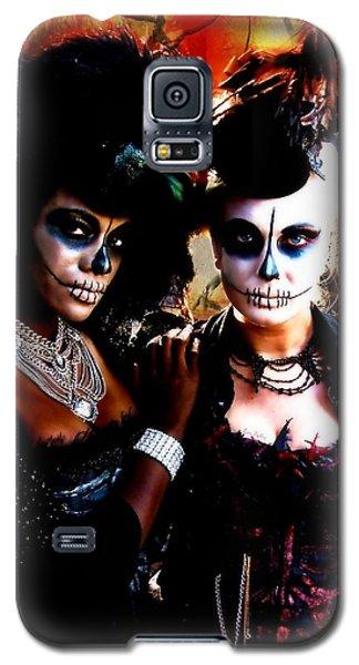 Diosas Del Dia De Los Muertos Galaxy S5 Case