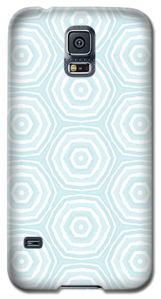 Dip In The Pool -  Pattern Art By Linda Woods Galaxy S5 Case by Linda Woods