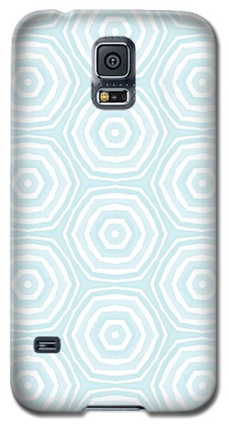 Beverly Hills Galaxy S5 Case - Dip In The Pool -  Pattern Art By Linda Woods by Linda Woods