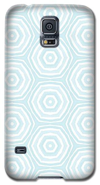 Beach Galaxy S5 Case - Dip In The Pool -  Pattern Art By Linda Woods by Linda Woods