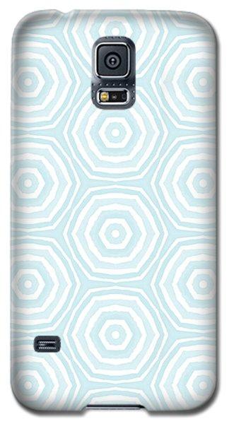 Dip In The Pool -  Pattern Art By Linda Woods Galaxy S5 Case by Linda Woods