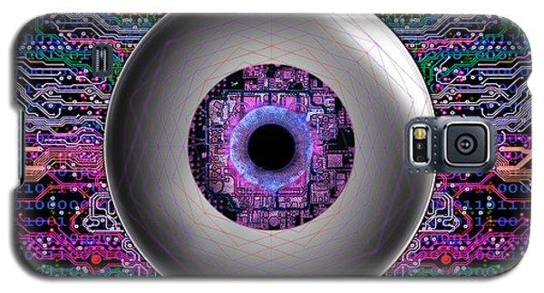 Direct Link Galaxy S5 Case by Iowan Stone-Flowers