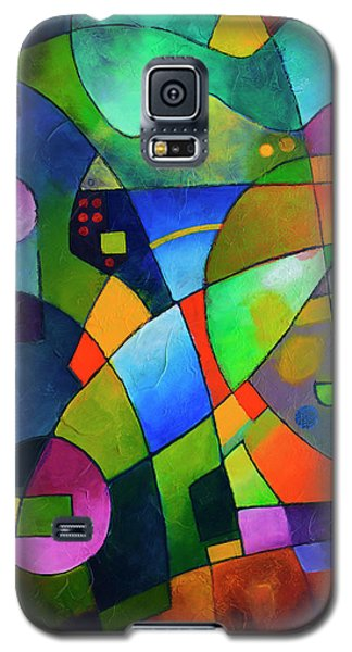 Direction North Galaxy S5 Case