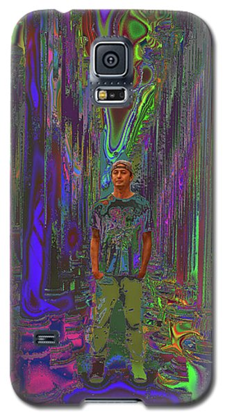 Director - Ramon Garcia Galaxy S5 Case