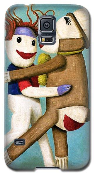 Dirty Socks Dancing The Tango Galaxy S5 Case