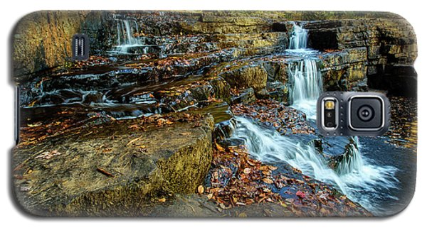 Dismal Creek Falls Horizontal Galaxy S5 Case