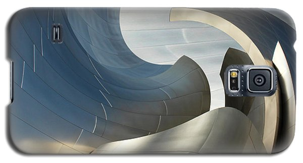 Disney Concert Hall Swirl Galaxy S5 Case