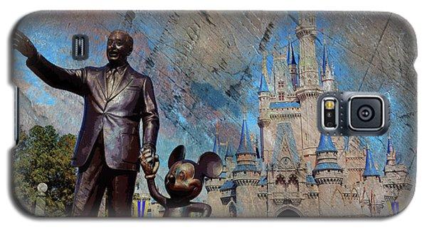 Disney World Galaxy S5 Case