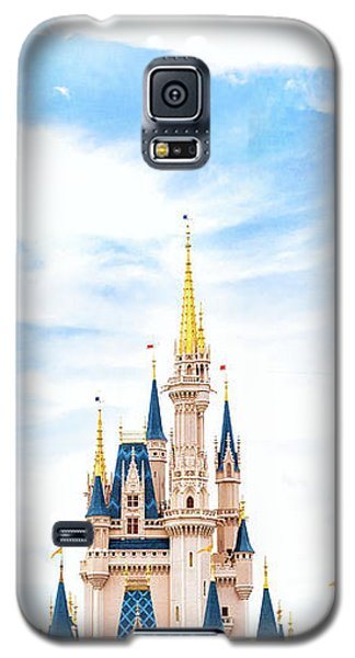 Castle Galaxy S5 Case - Disneyland by Happy Home Artistry