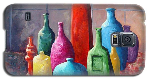Display Bottles Galaxy S5 Case