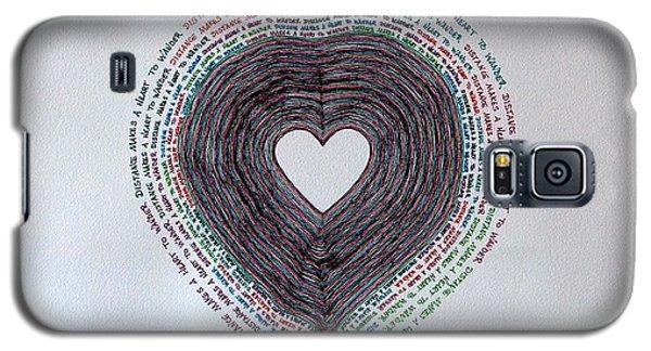 Distance Galaxy S5 Case by Thomas Gronowski