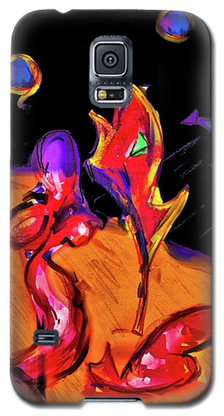 Distant Crossroads Galaxy S5 Case