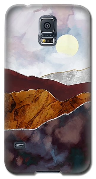 Landscapes Galaxy S5 Case - Distant Light by Katherine Smit