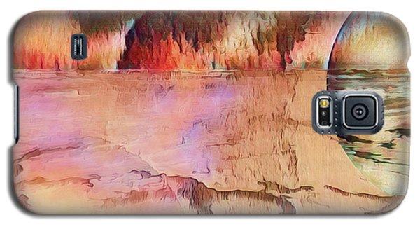 Distant Shores Galaxy S5 Case