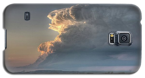 Distant Thunderstorm Galaxy S5 Case
