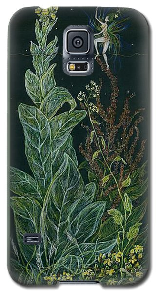 Ditchweed Fairy Mullein Galaxy S5 Case