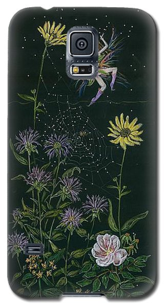 Ditchweed Fairy Wild Rose Galaxy S5 Case