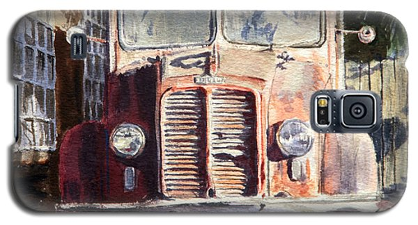 Divco Truck Galaxy S5 Case by Joey Agbayani
