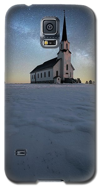 Galaxy S5 Case featuring the photograph Divine by Aaron J Groen