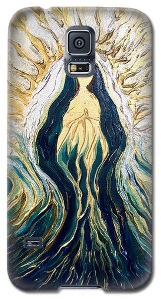 Divine Mother Galaxy S5 Case