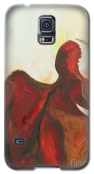 Division Galaxy S5 Case by Daun Soden-Greene