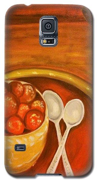 Diwali Sweets Galaxy S5 Case