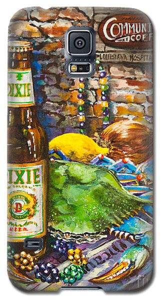 Dixie Love Galaxy S5 Case by Dianne Parks