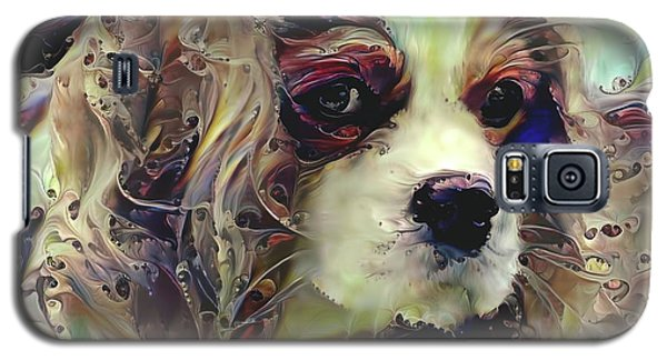 Dixie The King Charles Spaniel Galaxy S5 Case