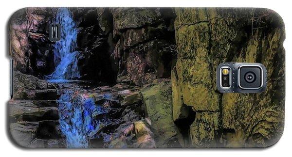 Dixville Notch Flume Brook Galaxy S5 Case