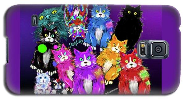 Dizzycats Galaxy S5 Case