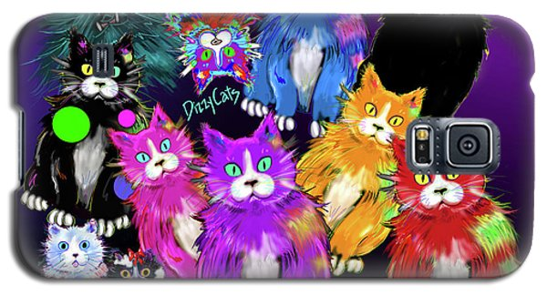 Dizzycats Galaxy S5 Case