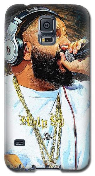 Dj Khaled Galaxy S5 Case