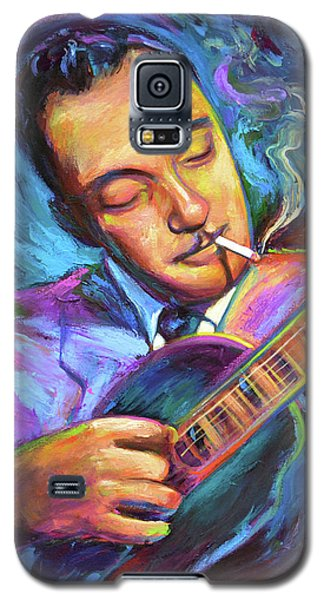 Django Reinhardt  Galaxy S5 Case