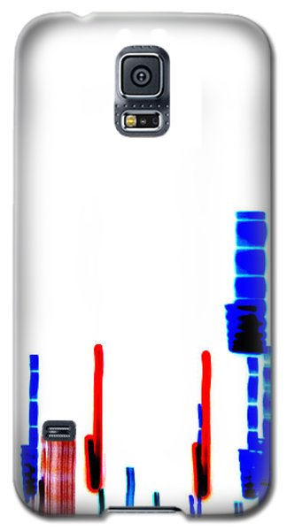 Dna Slide Galaxy S5 Case by Methune Hively