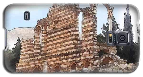 Do-00302 Ruins In Anjar Galaxy S5 Case