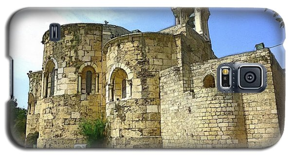 Do-00344 Church Of St John Marcus In Byblos Galaxy S5 Case
