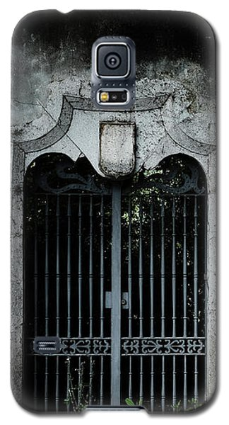 Galaxy S5 Case featuring the photograph Do Not Enter by Marco Oliveira