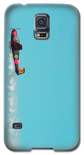 Do Not Press That Buuuutt.. Galaxy S5 Case by Marcus Cederberg