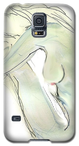 Do You Think - Female Nude Galaxy S5 Case
