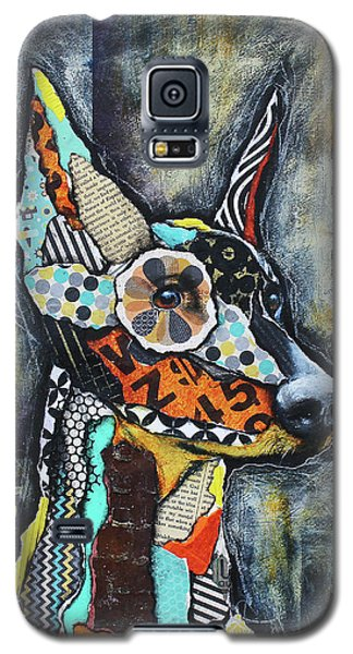 Doberman Pinscher Galaxy S5 Case